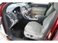 Medium Light Stone 2013 Ford Explorer 4WD Interior Color