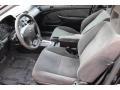 Black 2004 Honda Civic Interiors