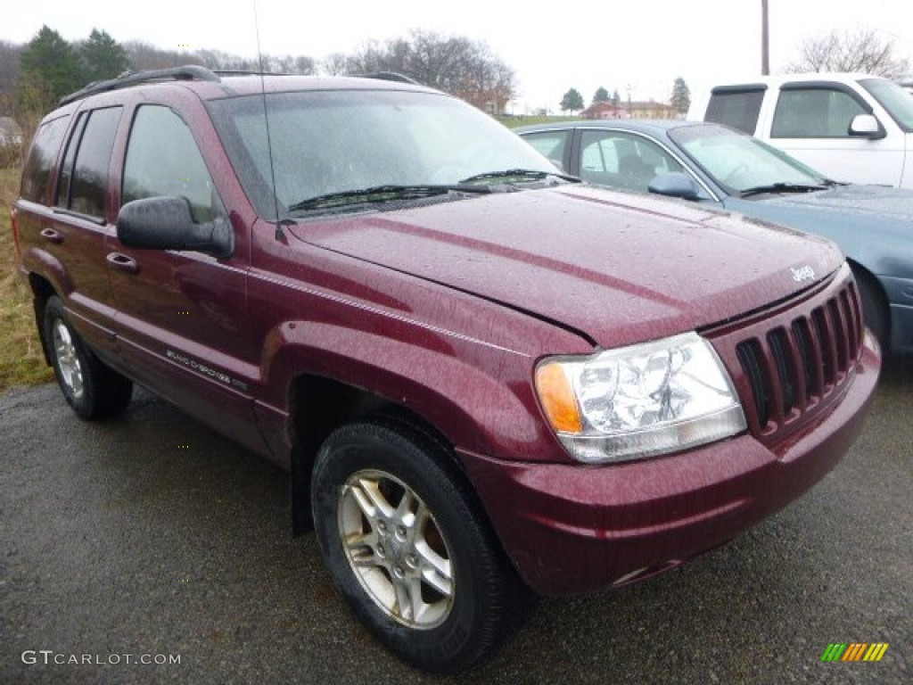2000 Jeep Grand Cherokee Limited 4x4 Exterior Photos