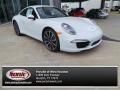 Carrera White Metallic 2015 Porsche 911 Carrera Coupe