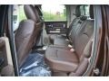 2015 Ram 1500 Canyon Brown/Light Frost Interior Rear Seat Photo