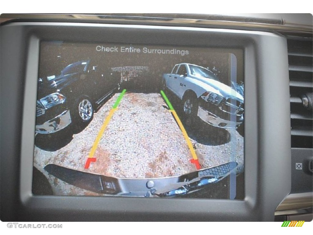 2015 1500 Laramie Long Horn Crew Cab - Western Brown / Canyon Brown/Light Frost photo #19