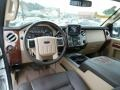 King Ranch Mesa Antique Affect/Adobe 2015 Ford F250 Super Duty Interiors