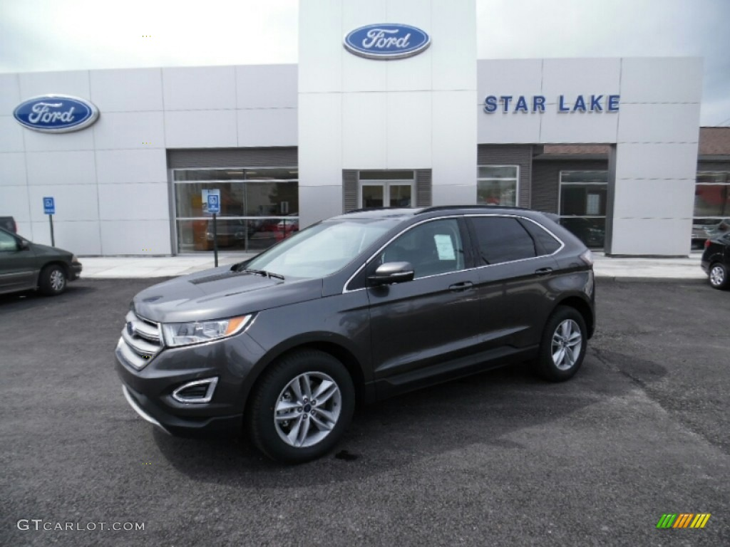 magnetic metallic ford edge