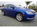 Vivid Blue Pearl 2015 Chrysler 200 Gallery