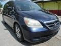 Ocean Mist Metallic 2006 Honda Odyssey EX-L
