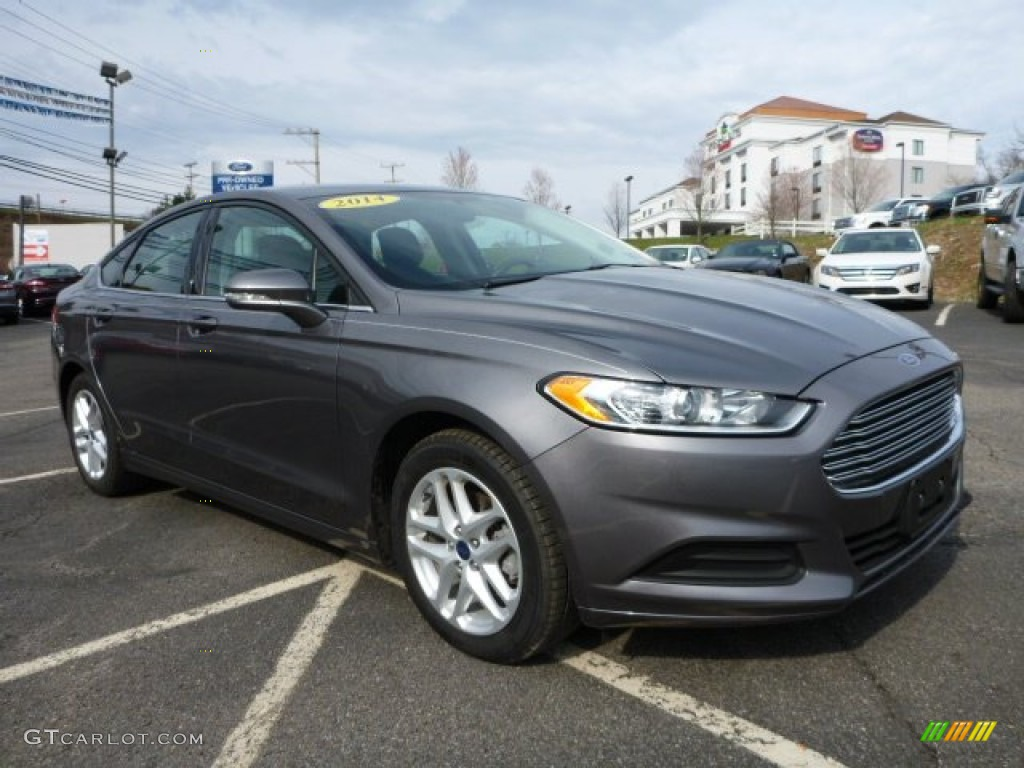 2014 sterling gray ford fusion se 102966226 car color galleries. Black Bedroom Furniture Sets. Home Design Ideas