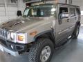 Graystone Metallic - H2 SUV Photo No. 3