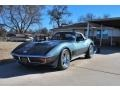 Bridgehampton Blue 1970 Chevrolet Corvette Stingray Convertible