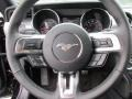 Ebony Steering Wheel Photo for 2015 Ford Mustang #103047579
