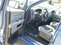 Blue Streak Pearl Coat - 1500 SLT Quad Cab 4x4 Photo No. 16