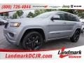 2015 Billet Silver Metallic Jeep Grand Cherokee Altitude #103050341