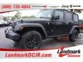 Black 2015 Jeep Wrangler Unlimited Gallery