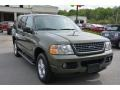 2004 Estate Green Metallic Ford Explorer XLT  photo #1