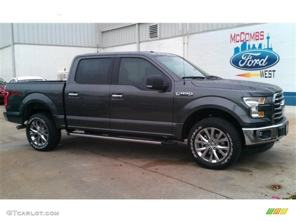 Ford Magnetic Metallic Paint