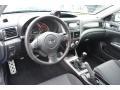 2014 Subaru Impreza Carbon Black Interior Prime Interior Photo