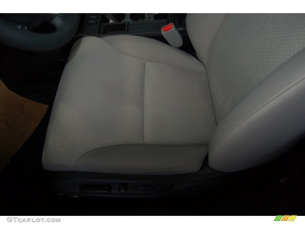 2015 CR-V EX - Basque Red Pearl II / Gray photo #11