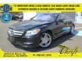 Black 2013 Mercedes-Benz CL 550 4Matic
