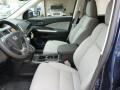 2015 Obsidian Blue Pearl Honda CR-V EX-L AWD  photo #4