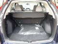 2015 Honda CR-V Gray Interior Trunk Photo