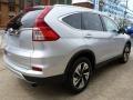 2015 Alabaster Silver Metallic Honda CR-V Touring  photo #13