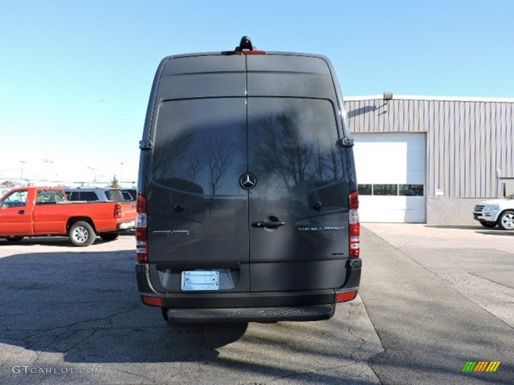 2015 graphite grey metallic mercedes benz sprinter 2500 for Mercedes benz 2500 cargo van