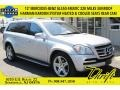Iridium Silver Metallic 2012 Mercedes-Benz GL 550 4Matic