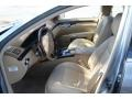 Sahara Beige/Black Interior Photo for 2013 Mercedes-Benz S #103110746
