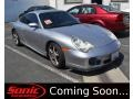 2004 GT Silver Metallic Porsche 911 Carrera 40th Anniversary Edition Coupe #103082874