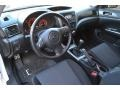 WRX Carbon Black Interior Photo for 2013 Subaru Impreza #103112534