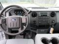2015 Ford F250 Super Duty Steel Interior Dashboard Photo