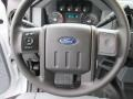 2015 Ford F250 Super Duty Steel Interior Steering Wheel Photo