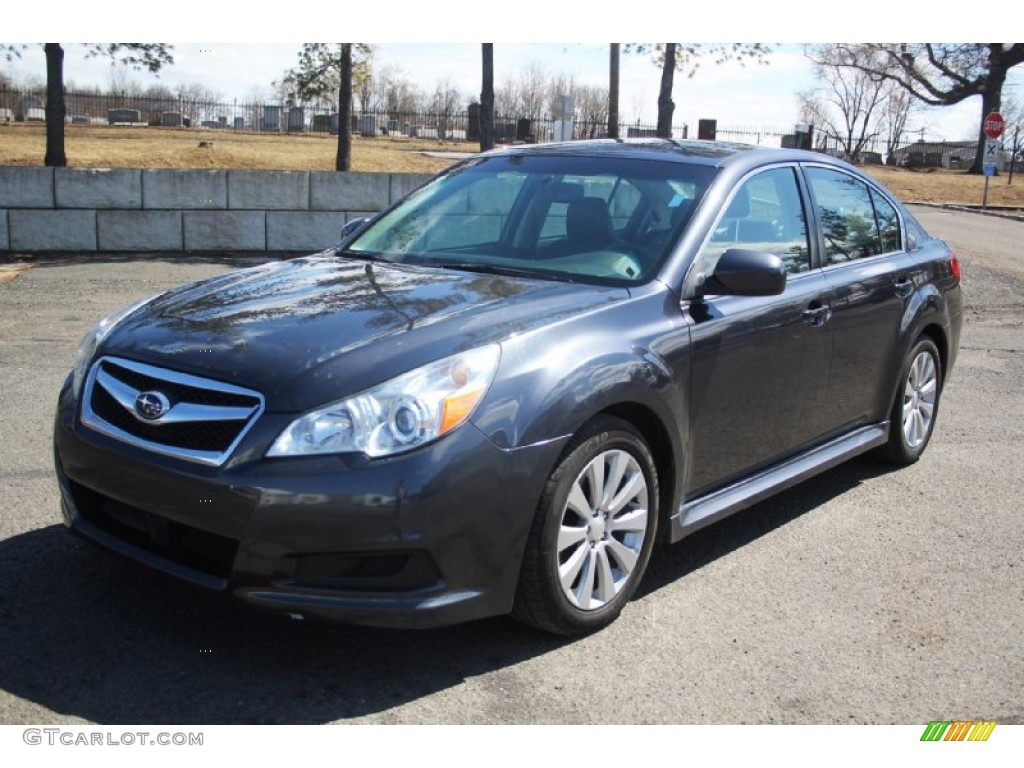 graphite gray metallic 2011 subaru legacy 3 6r limited exterior photo 103141355. Black Bedroom Furniture Sets. Home Design Ideas