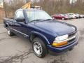 Indigo Blue Metallic 2003 Chevrolet S10 Gallery