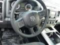 Black/Diesel Gray Steering Wheel Photo for 2015 Ram 1500 #103159715