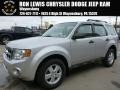 2011 Ingot Silver Metallic Ford Escape XLS #103143602