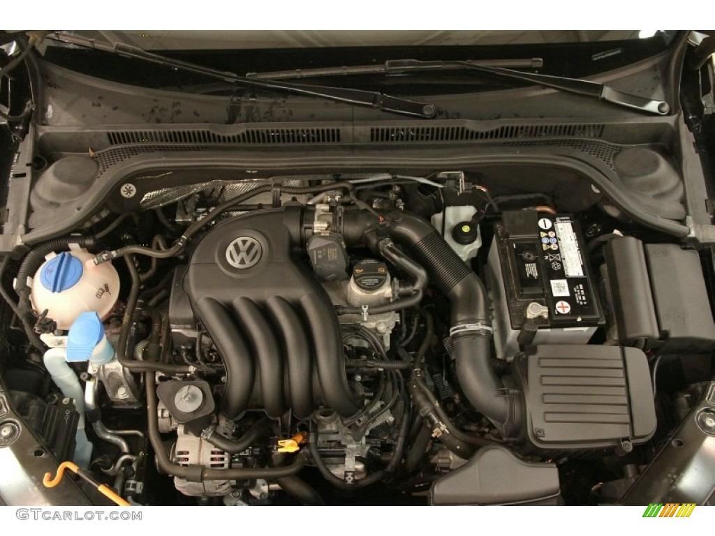 2012 Volkswagen Jetta S Sedan Engine Photos | GTCarLot.com