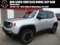 Glacier Metallic 2015 Jeep Renegade Trailhawk 4x4