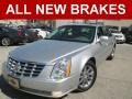 Radiant Silver 2010 Cadillac DTS Luxury