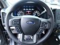 Medium Earth Gray Steering Wheel Photo for 2015 Ford F150 #103193896