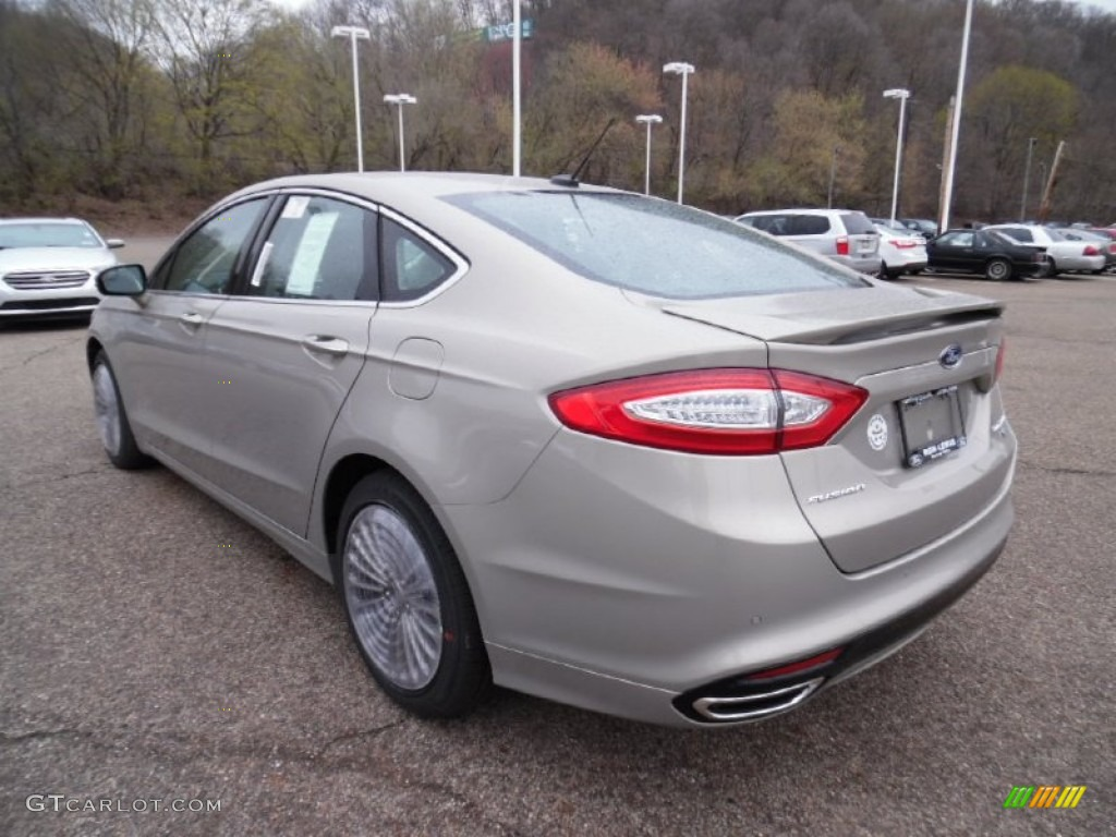2015 fusion titanium awd tectonic silver metallic charcoal black photo 5