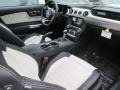 2015 Ford Mustang 50th Anniversary Cashmere Interior Front Seat Photo