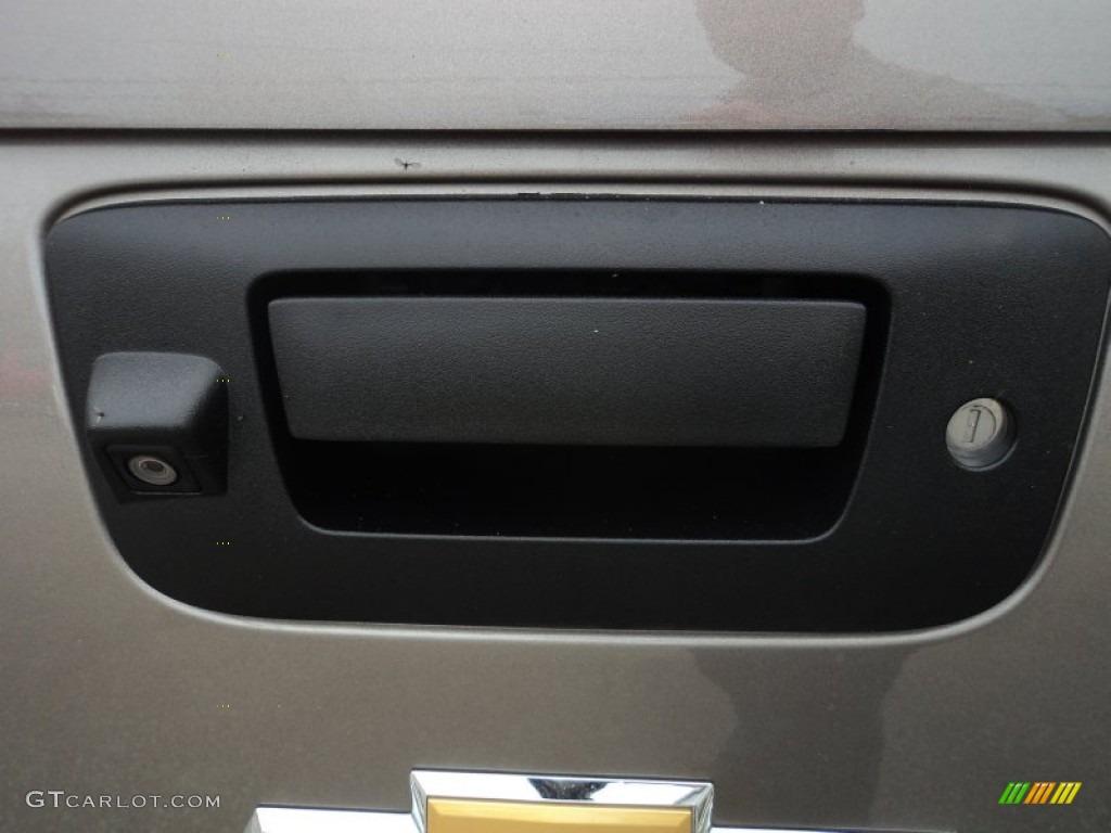 2012 Silverado 1500 LTZ Crew Cab 4x4 - Mocha Steel Metallic / Light Cashmere/Dark Cashmere photo #32