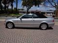 Titanium Silver Metallic - 3 Series 325i Convertible Photo No. 48