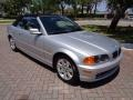Titanium Silver Metallic - 3 Series 325i Convertible Photo No. 56