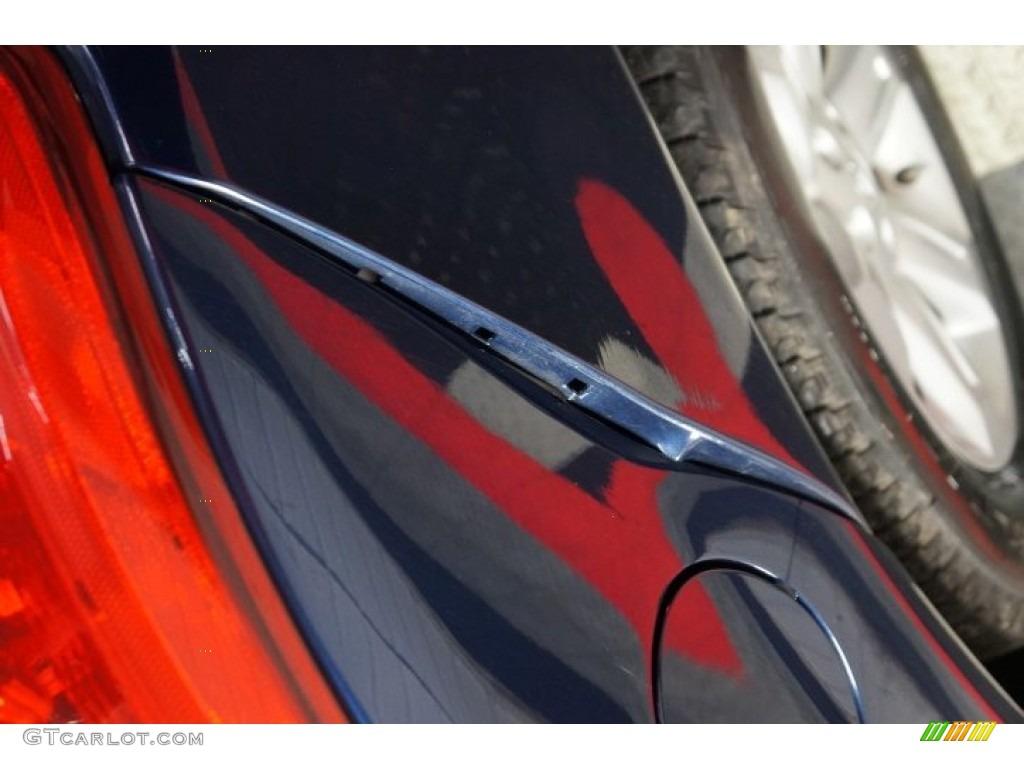 2007 Murano SL AWD - Midnight Blue Pearl / Cafe Latte photo #52