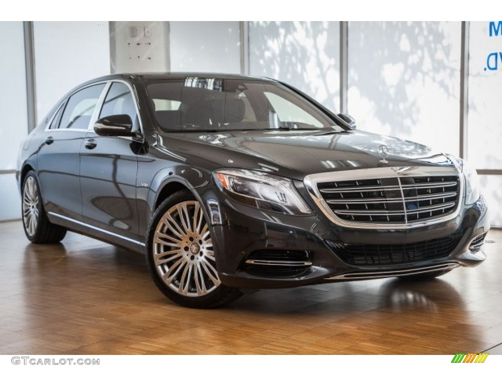 2016 magnetite black metallic mercedes benz s mercedes for Mercedes benz s600 coupe