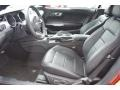 Ebony Interior Photo for 2015 Ford Mustang #103257917