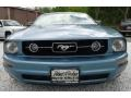 2006 Windveil Blue Metallic Ford Mustang V6 Premium Coupe #103241233