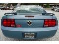 2006 Windveil Blue Metallic Ford Mustang V6 Premium Coupe  photo #4